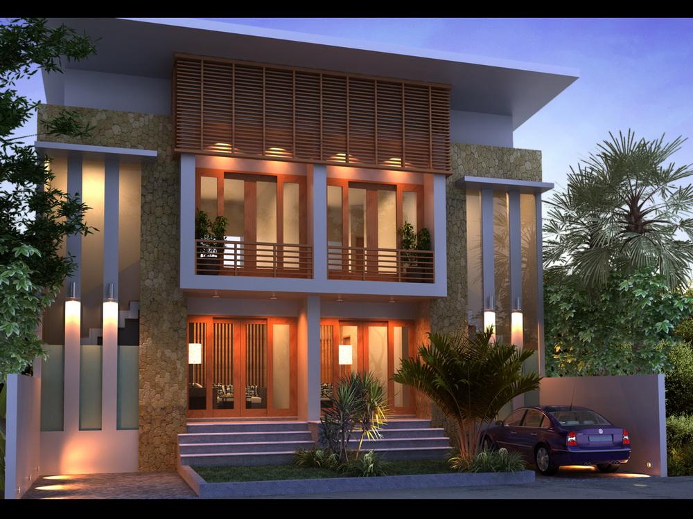 Kumpulan Desain  Rumah  Minimalis Type  36 45 60  72 120