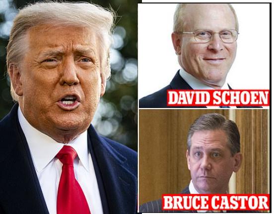 Donald Trump hires new Defense team to fight impeachment