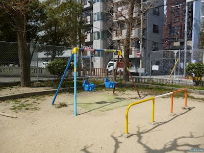 宰相山西公園ブランコ