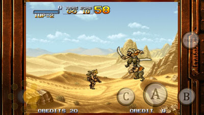 metal slug 2 android download