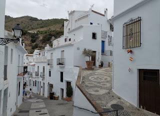 Frigiliana, provincia de Málaga, Andalucía.