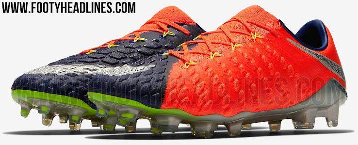 save off 85403 49434 Striking Nike Hypervenom Phantom III Strike To Shine Boots ...