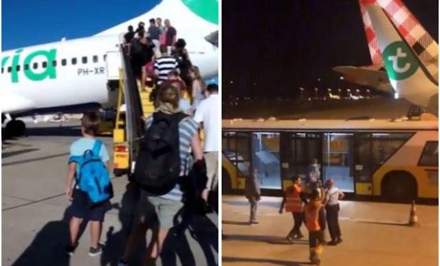 Gara-Gara Bau Badan Penumpang Terlalu Busuk, Pesawat Terpaksa Mendarat Darurat
