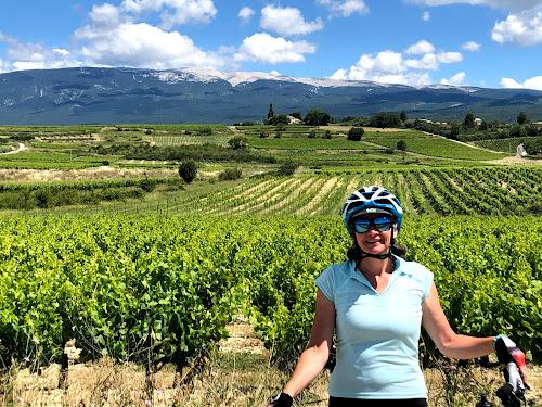 French Village Diaries cycling les Gorges de la Nesque Provence Mont Ventoux