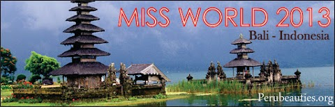 Bali, Indonesia welcomes Miss World 2013
