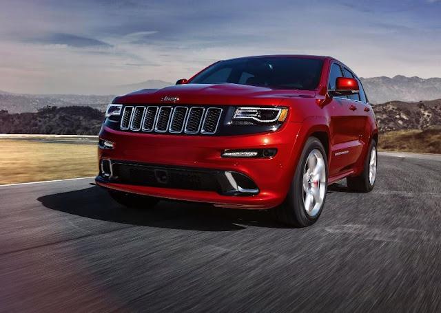 2017 Jeep Grand Cherokee SRT audits