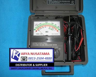 Jual Hight Voltage Insulation kyoritsu 3122 di Bandung