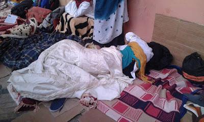 إضراب عن الطعام واغماءات في صفوف 10 آلاف إطار تربوي بمراكش