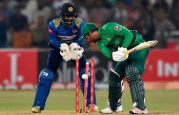 Sri Lanka beat T20 champions Pakistan badly.