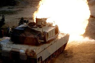 Hubungan Makin Memanas dengan Rusia, 1.600 Tank dan Artileri Amerika Kini Begerak ke Belanda - Commando