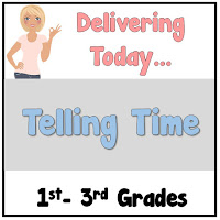 Time Telling Blog Post with Ideas