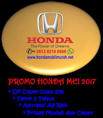 PROMO HONDA MEI 2017