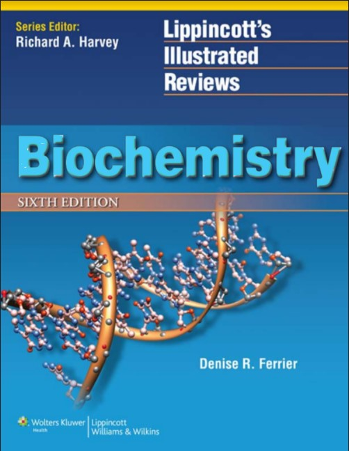 Biochemistry 6 Edition Denise R. Ferrier in pdf
