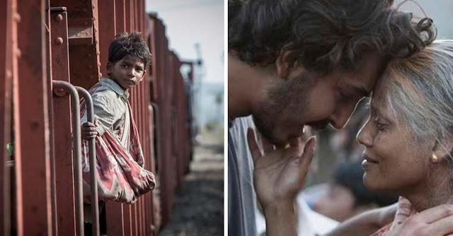 Se perdió en un tren a los 4 años y le tomó 25 años descifrar cómo volver a casa