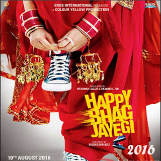 Happy Bhag Jayegi, Film Happy Bhag Jayegi, Happy Bhag Jayegi Sinopsis, Happy Bhag Jayegi Trailer, Happy Bhag Jayegi Review, Download Poster Film Happy Bhag Jayegi 2016