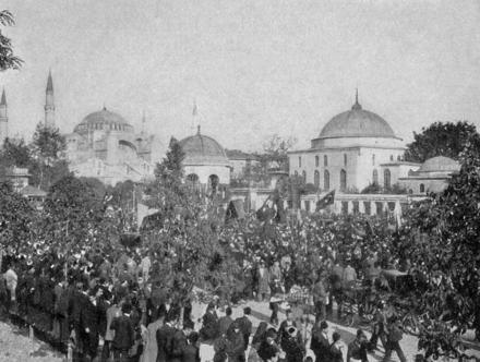 دور الركود 1683–1827 و بداية اليقظة العثمانية بالانفتاح على الغرب