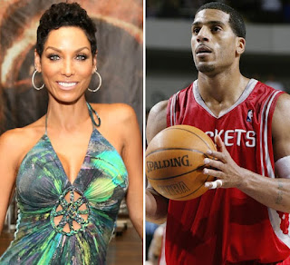 Shawnee Simms' husband Jackson picture attached with his rumored girlfriend Nicole Murphy