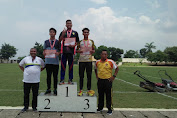 Atlet SMA Kartika III-1 Banyubiru Berjaya Di POPDA Kabupaten Semarang