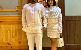 Tonto Dike's Estranged Husband, Churchill Confirms Relationship With Nollywood Actress, Rosy Meurer