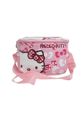 Perlengkapan Makan Shoulder Bag Hello Kitty