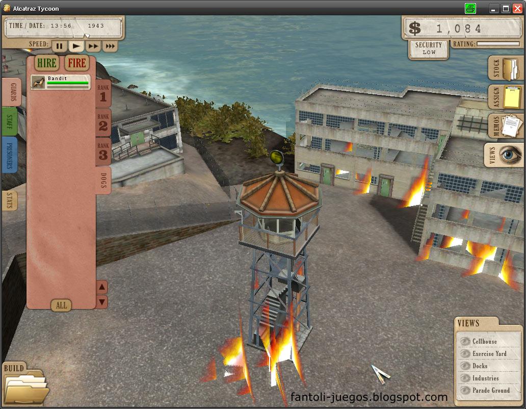 Prison tycoon alcatraz free download « igggames.