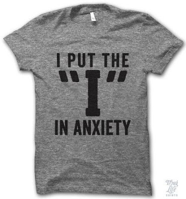 anxiety comic, anxiety funny, anxiety meme, funny tshirt, funny t-shirt,