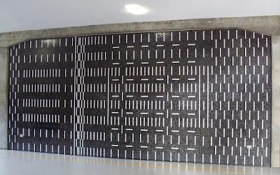 Mural Negativo Víctor Valera UCV