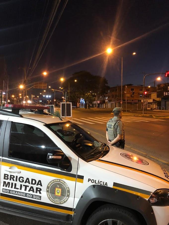 Brigada Militar e Guarda de Trânsito realizam operação em Cachoeirinha
