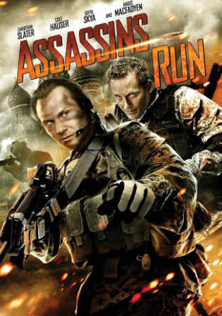 Assassins Run 2013 BRRip 850MB Hindi Dual Audio ORG 720p Watch Online Full Movie Download bolly4u