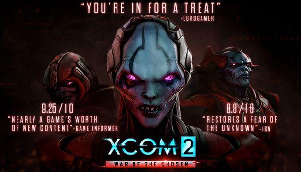 XCOM 2 WAR OF THE CHOSEN-Free Download