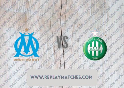 Marseille vs Saint-Etienne -Highlights 28 August 2021