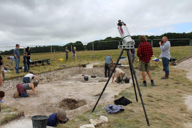 'New Stonehenge' at Durrington Walls 'had no standing stones'
