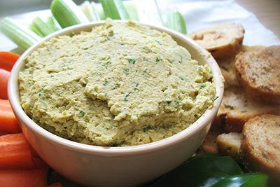 Spicy Indian-Style Hummus