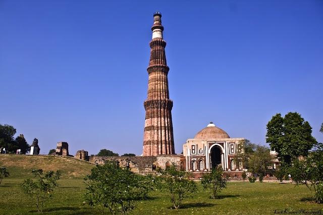 Qutub Minar, Best Places to Visit in Delhi