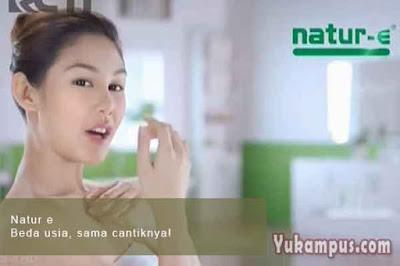 contoh iklan natur e