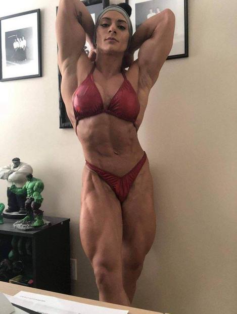 Practice bodybuilding even as a woman (part 2)
