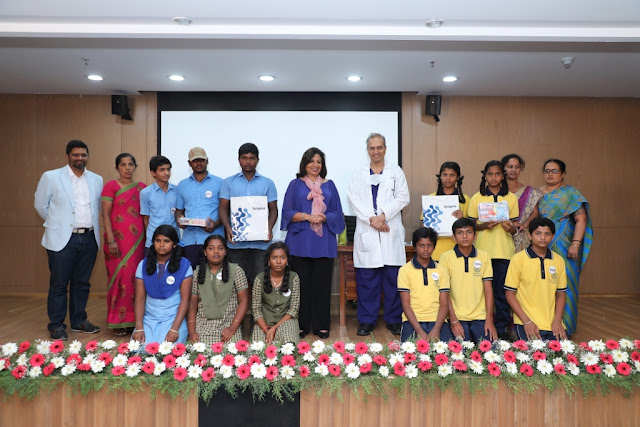 High school students to be trained as change agents for a healthy society through CHAMPS initiative
