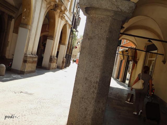 Via San Martino e Solferino, Padova