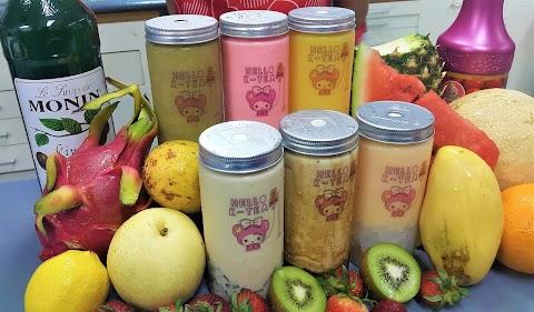 Hello K-tea Milk Tea and Fruit Tea Review