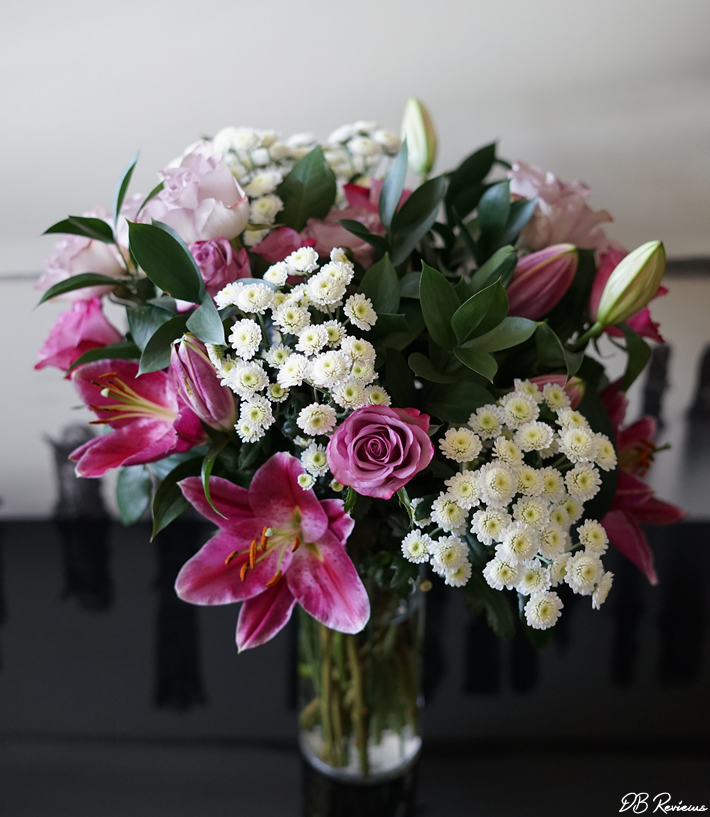 The Paris Bouquet from Prestige Flowers