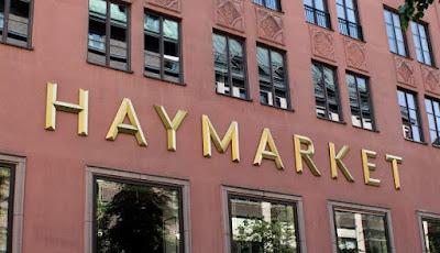 Boston's Haymarket