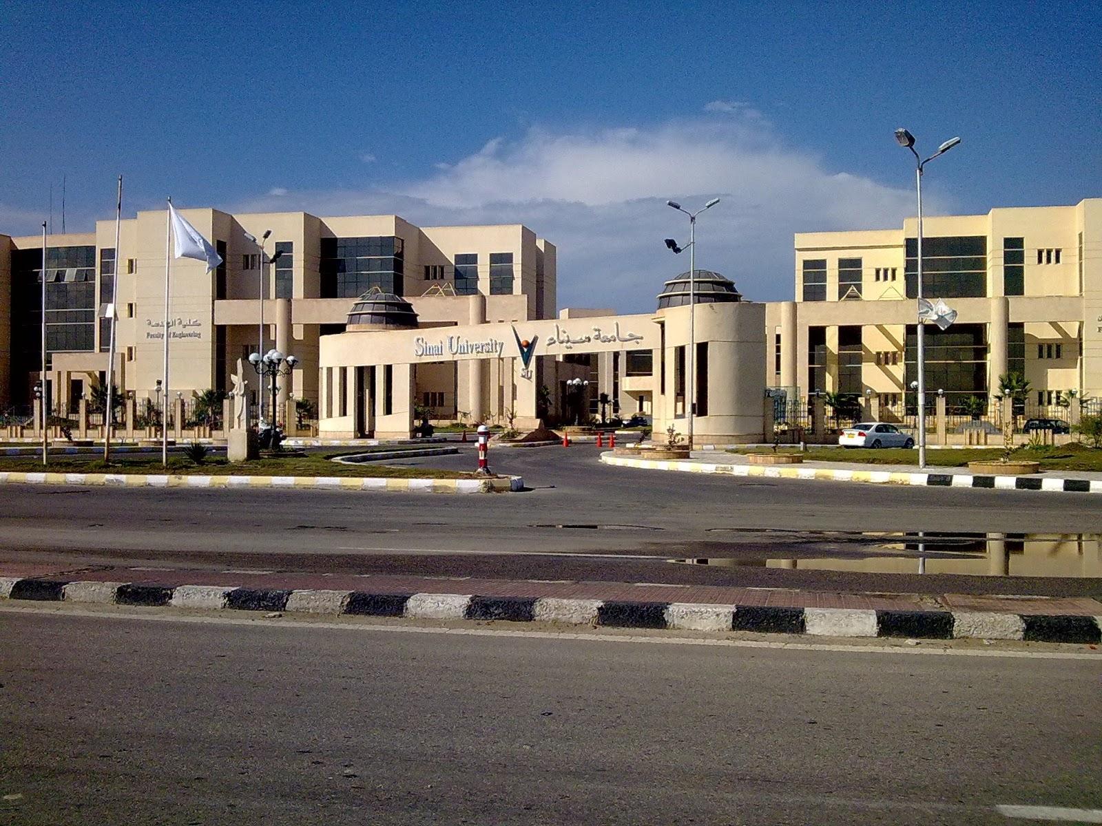 عاجل ظهور نتيجة جامعة سيناء ربيع 2017 الترم الثاني كلية الهندسة الصيدلة طب اسنان