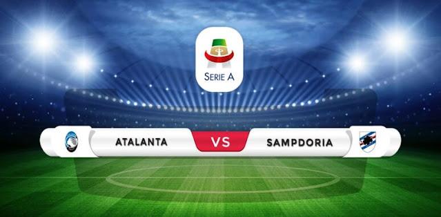 Atalanta vs Sampdoria – Highlights