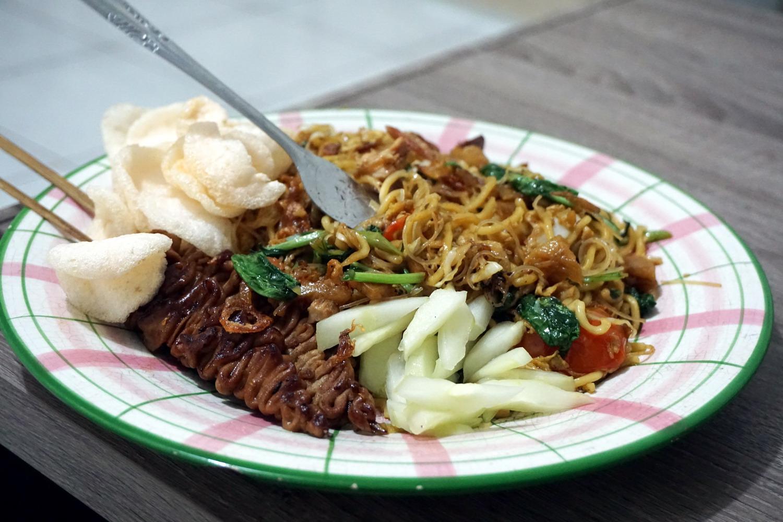 Diah Didis Kitchen Mie Dok Dok Ala Abang Abang Paling Enak