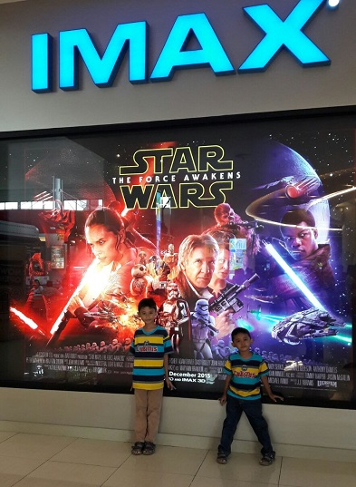 5 Fakta Film Star Wars : The Force Awakens