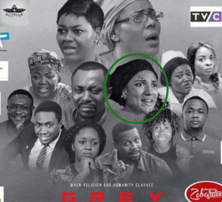 gifty powers nollywood movie role