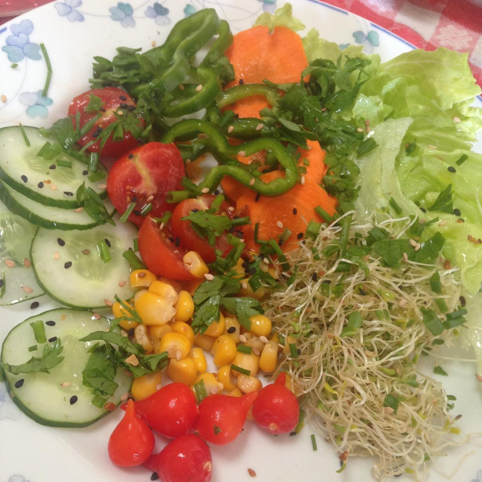 Ideias De Saladas ~ Tays Rocha Saladas gostosas, dicas e ideias!
