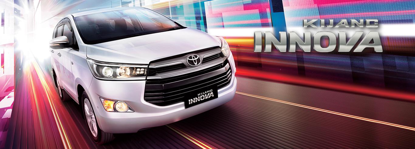 all new kijang innova the legend reborn top speed