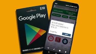 اسهل طريقة للحصول على بطاقات جوجل بلاي مجانا سنة 2020