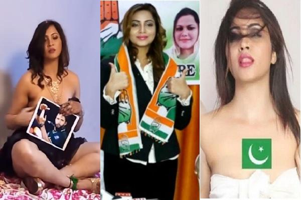 Arshi-Khan-Joins-Congress